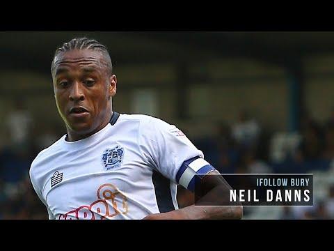 YouTube Teaser: Neil Danns following the Cheltenham Town game