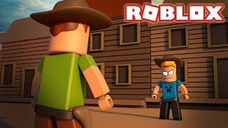 THE BEST COWBOY IN THE WORLD! (Roblox)
