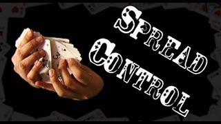 Amazing Card Technique - Spread Control Tutorial