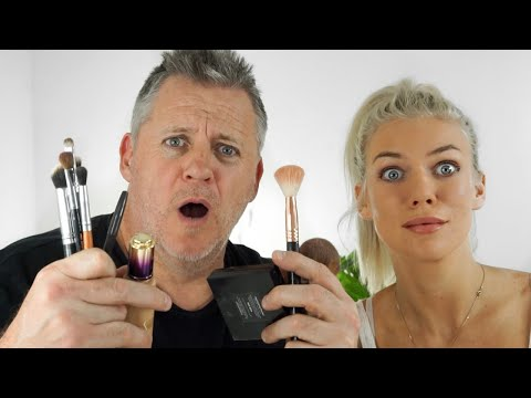 My Boyfriends Dad Does My Makeup (Angry Dad)