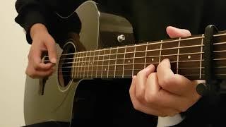 BTS - Let Go - Cover (Fingerstyle Guitar)