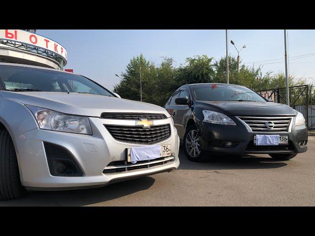 500 тысяч рублей: неубиваемый Шевроле или гламурный Ниссан?