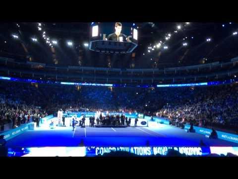 Djokovic after ATP finals
