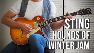Hounds of Winter Outro Jam