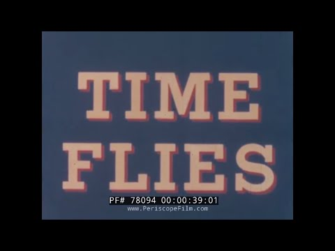 LUFTHANSA AIRLINES HISTORY & PROMOTIONAL FILM  GERMANY TIME FLIES  78094