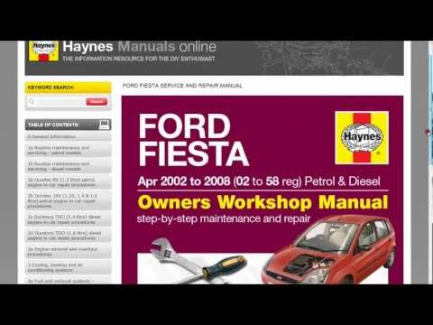 Haynes Manuals Online tutorial.mp4