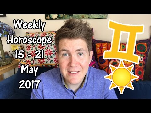 Weekly Horoscope for May 15 - 21, 2017 | Gregory Scott Astrology