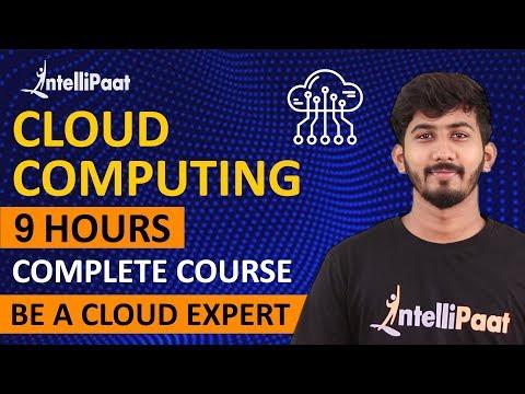 Cloud Computing Full Course | Cloud Computing Tutorial For Beginners | Intellipaat