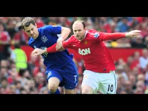 Manchester United VS Everton 1-0 Résumé Buts Le 23/04/2011 En Premier League