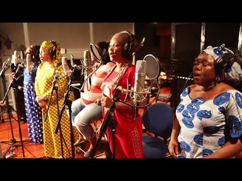 Afro Celt Sound System 2016 - Cascade - The Source*** new album taster HD ***