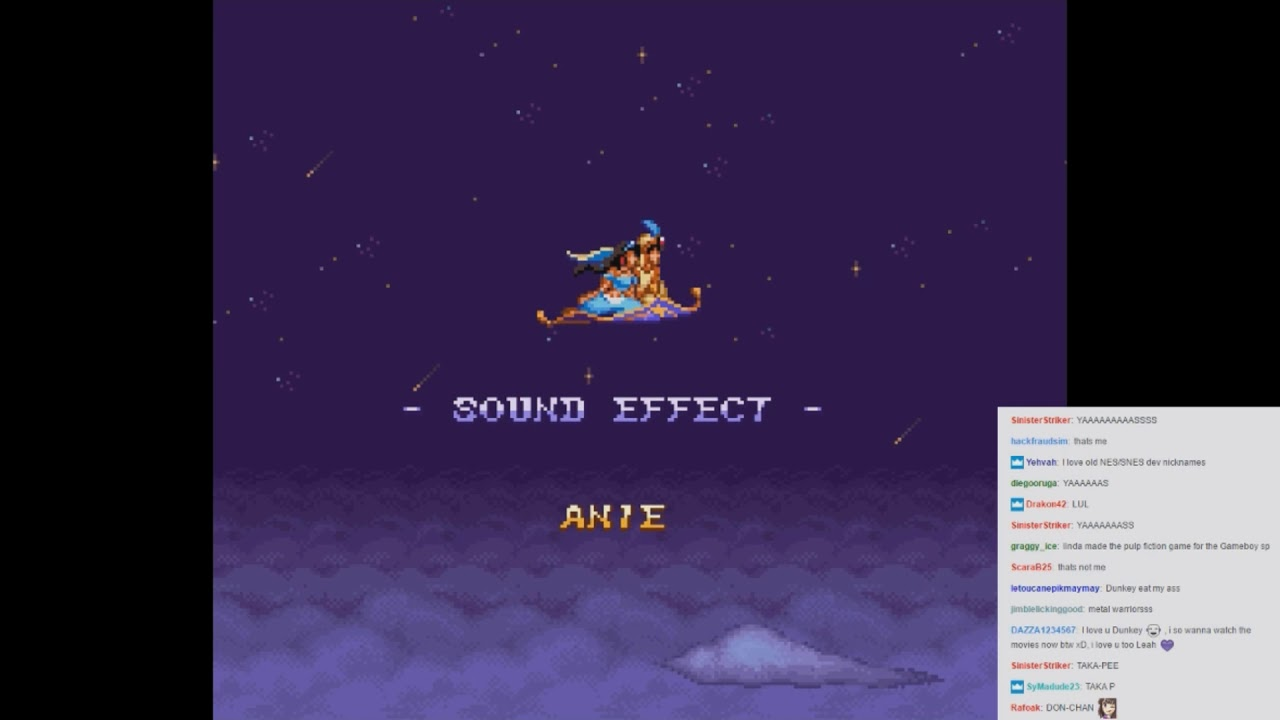 Dunkstream Highlight   Aladdin Credits (ft. Salary Man, Tall Nob & Professor F)