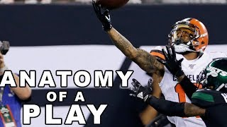 Analyzing Odell's Insane Catches vs. The Jets | The Anatomy of a Play