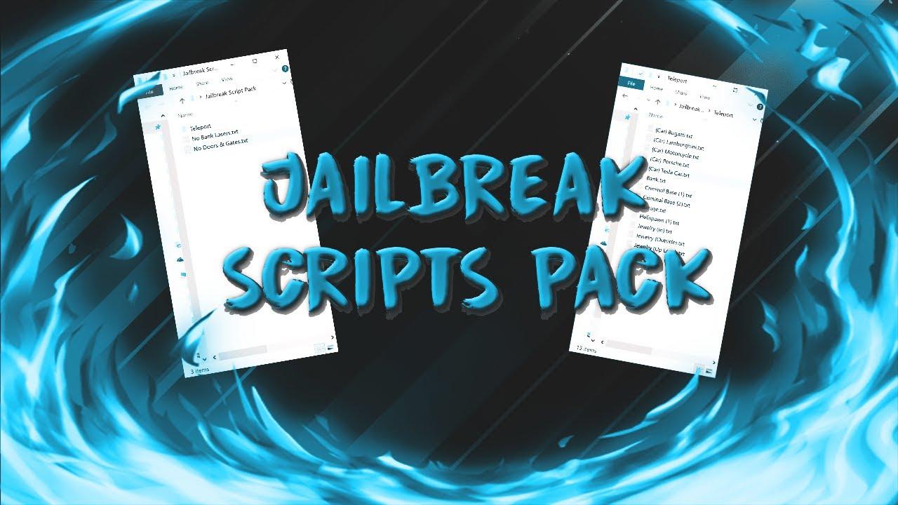 Roblox Jailbreak Scripts Youtube