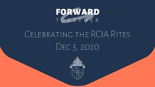 Celebrating the RCIA Rites