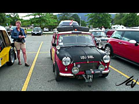 MINI Cooper Meet! - 'Go Cart on Steroids'!