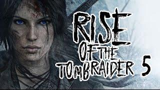 Монгольская тропа. Корабль во льдах #5 | Rise of the Tomb Raider SimpleGamesLive