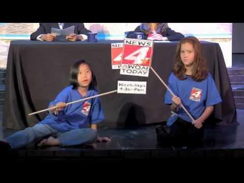 News 4 WOAI Today School Play Promo