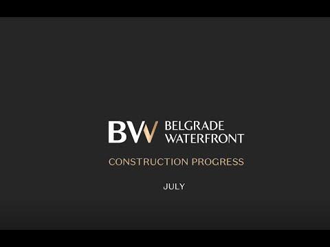 Construction Progress Update | JULY 2020