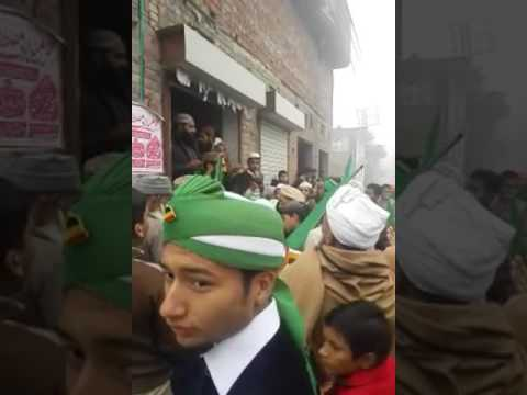 Juloos-e-Melad 2016 Jandila Bagh Wala Gujranwala Part 3(from post Ameer Hamza Jatoi 03466094026)