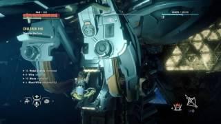 Horizon Zero Dawn cauldron boss fight exploit
