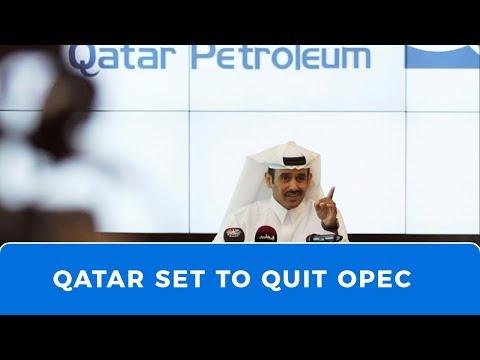 Qatar shocks oil markets, says it will quit OPEC