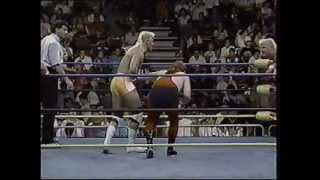 WcW Main Event : Bob Starr and Brian Costello Vs Cole Twins - Gainesville, Ga 6-28-93.wmv