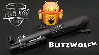 Офигеть! Крутая палка для селфи. Monopod BlitzWolf