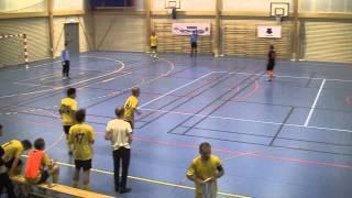 UFL 2012/2013 1st round, 1st match IKHF - Söder Futsal, 2nd half, 2 part