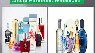 Perfume Prices in Canada