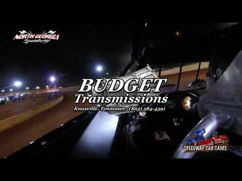 #91 Heath Hindman - Crate Late Model - 11-11-17 North Georgia Speedway - In Car Camera
