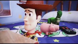 *NEW* All Toy Story cutscenes - Kingdom Hearts 3 *DEMO*