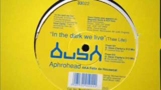 Aphrohead - In The Dark We Live