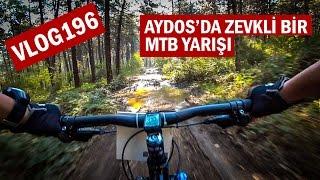 Aydos'da MTB ile Harika bir yarış | Bisiklet Vlog #196