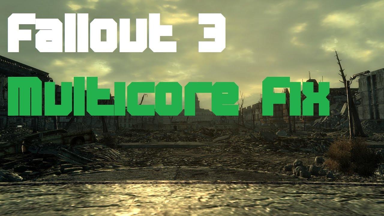 Fallout 3 Crashing