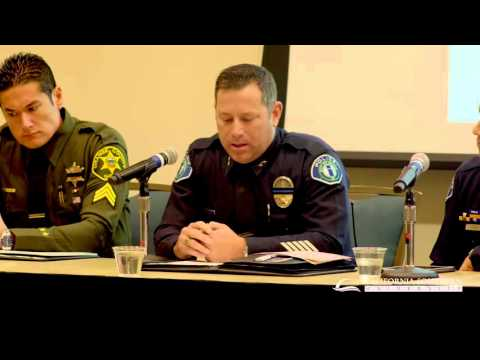 Command Panel (FULL SESSION) - 2015 Police Leadership Forum