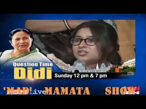 mad Mamata Banerjee show..!!