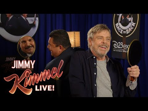 Guillermo Back-to-Back with Stars at Disney's D23 Expo