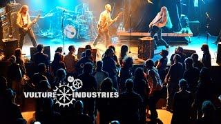 Vulture Industries - Grim apparitions (live Lyon - 4/05/2015)
