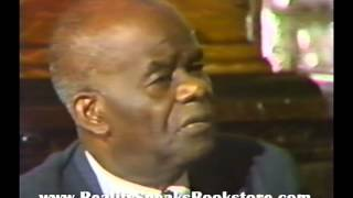 Dr. John Henrik Clarke - The Legacy of Malcolm X (Sneak Preview)