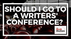 Should I Go to a Writers' Conference?