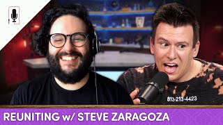 Steve Zaragoza Opens Uṗ About How Divorce & Therapy Changed Him, & Best Pandemic Movies l Ep. 40