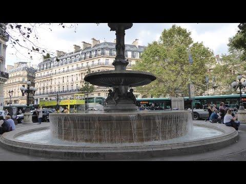Rando à Paris 2 sur 12 des fontaines à leurs places 09 2016