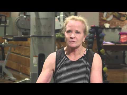 Professor Beth Fisher: Benifits Of Boxing. Mitt Work At StrikersInc, With Coach Joseph Del Real