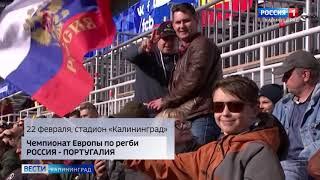 Как получить бесплатно билеты на матч Евро 2020 по регби между Россией и Португалией