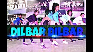 Dilbar Dilbar Dance | Girls special | Choreography by Amit Kumar | Hodal | Haryana |