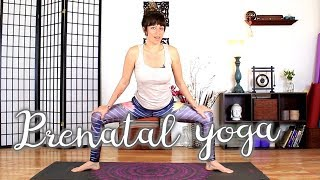 Prenatal Yoga - Gentle Yoga Stretches For Expecting Mommas