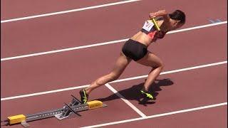 女子4×100mリレー 1 CHINA 43.33 2 日本 44.11 福島千里、市川華菜、齋...