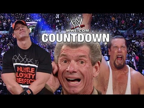 Shocking WWE Returns - WWE Top 10