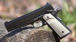 Gun Review: Kimber Gold Combat RL II