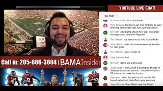 Alabama Crimson Tide Football: Call in show with Kyle Henderson, Previewing Texas A&M